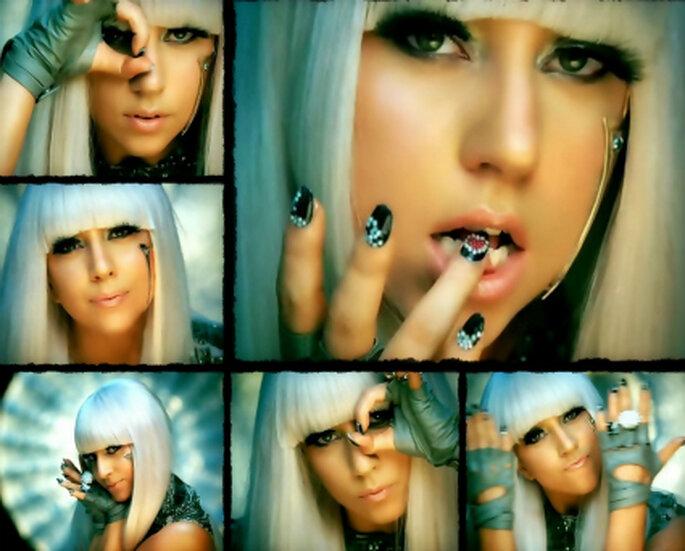 Las admiradoras de Lady Gaga pueden apostar a este estilo único que la cantante ha impuesto como moda