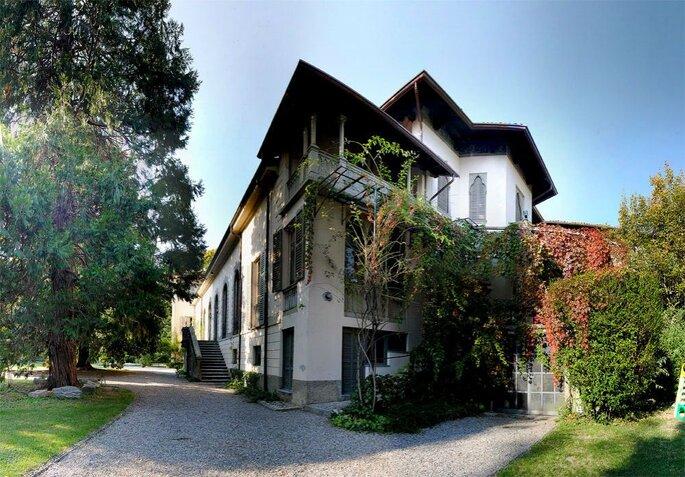 Villa Parravicino Sossnovsky