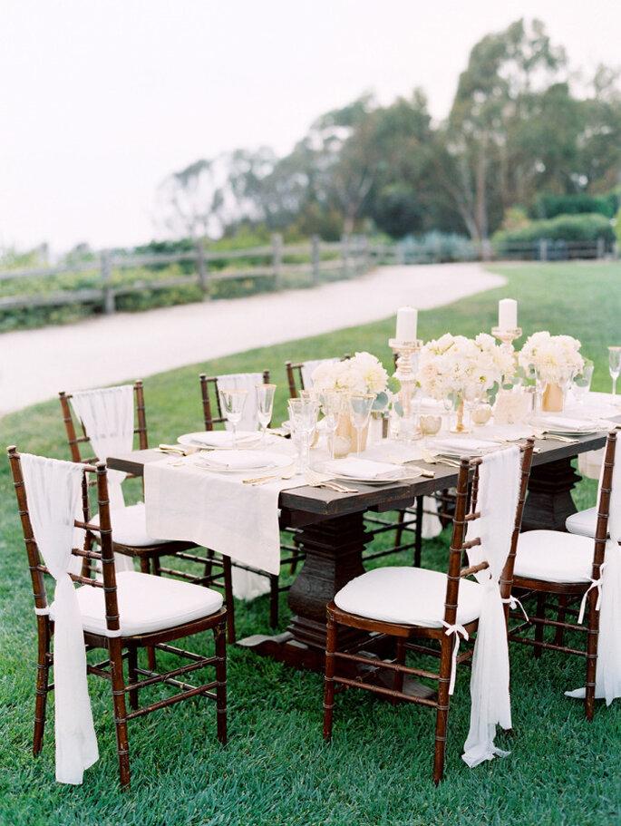 mesas para boda 2016 - Clary Pfeiffer Photography