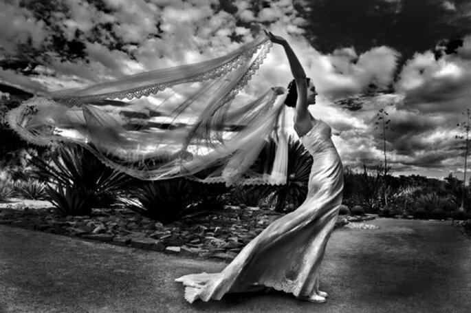 Ideas en blanco y negro para tu sesión de fotos - Foto Fernando García
