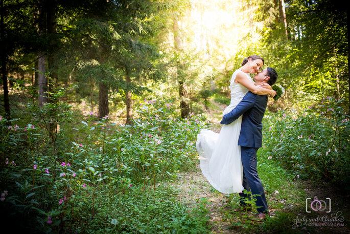 Andy und Claudia - Hochzeitsfotos & Film