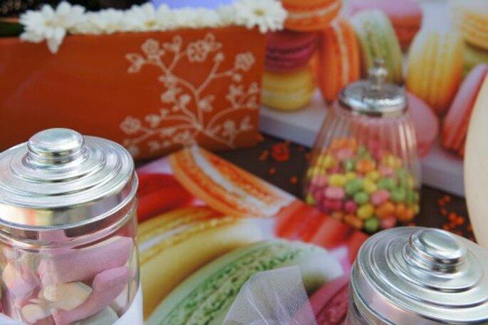 Una delle tendenze più in voga è quella dei dolci ai matrimoni! Foto: One Day Event