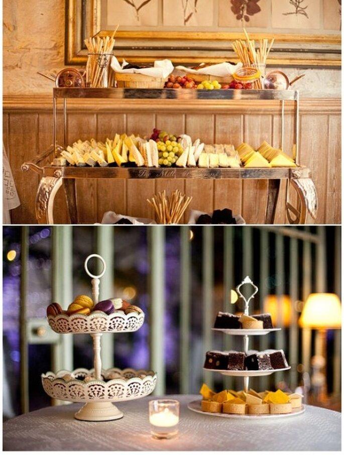 Buffet de desserts - Photo : Christina Brosnan