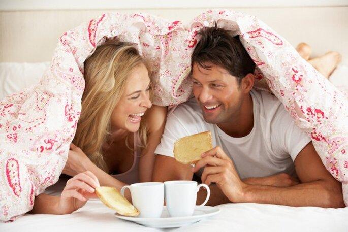 15 detalles perfectos para conquistar a tu esposo o prometido - Foto Shutterstock