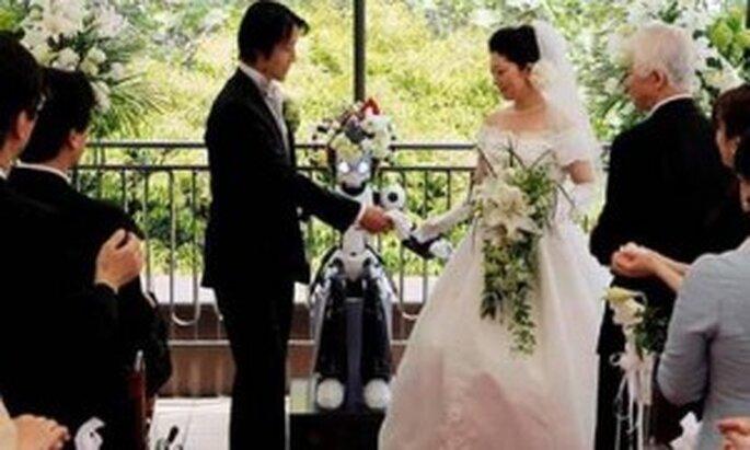 Matrimonio con robot