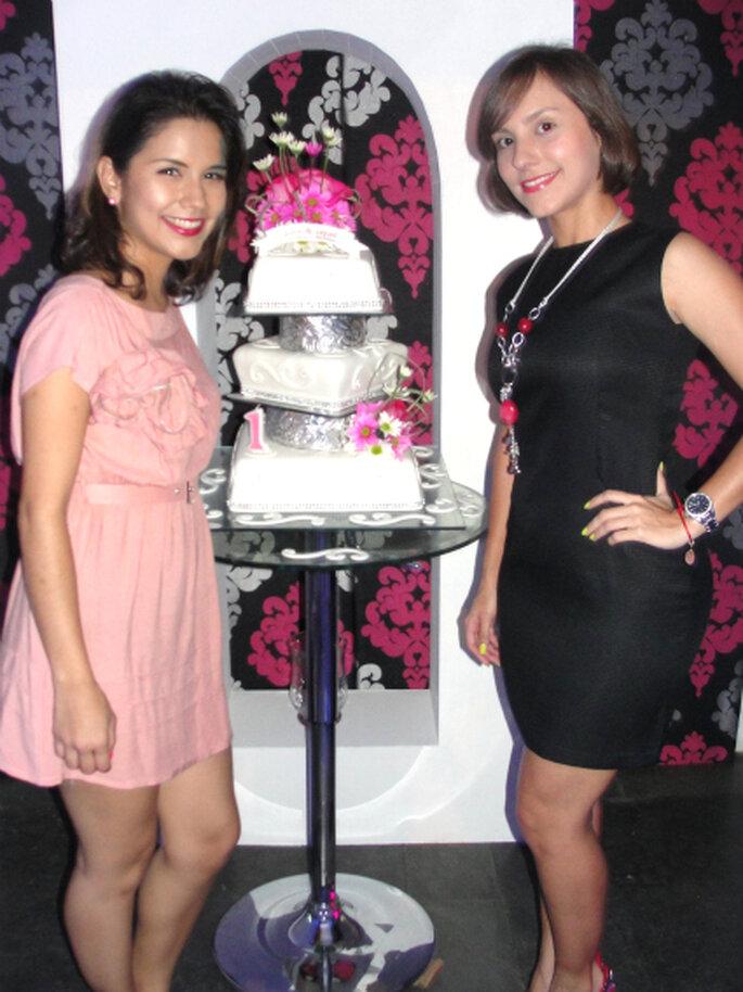 Guayana Bouquet (Yesly Suárez) y Zankyou Venezuela (Gabriela Andérez), aliados comerciales del mundo de las bodas