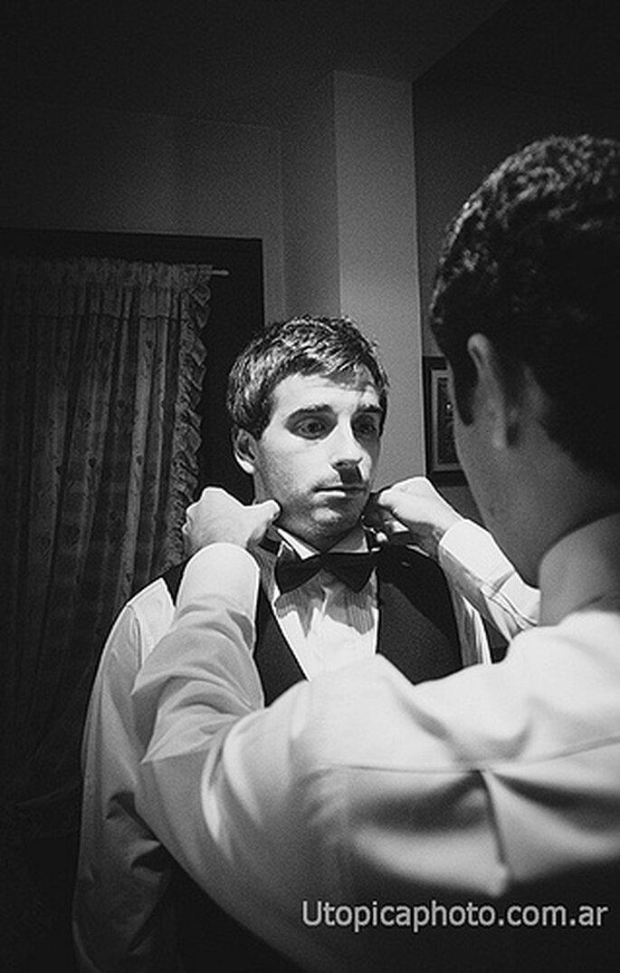 Die perfekte Frisur für den Bräutigam