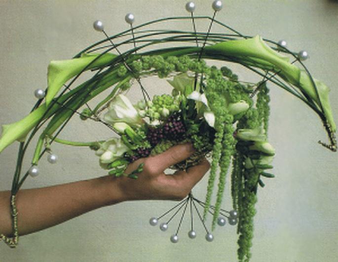 Bouquet a ventaglio - Fiorista Mariangela-