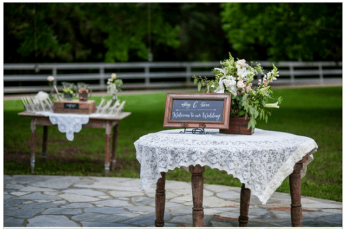 Cómo celebrar una boda shabby-chic: ¡copia sus detalles recién ...