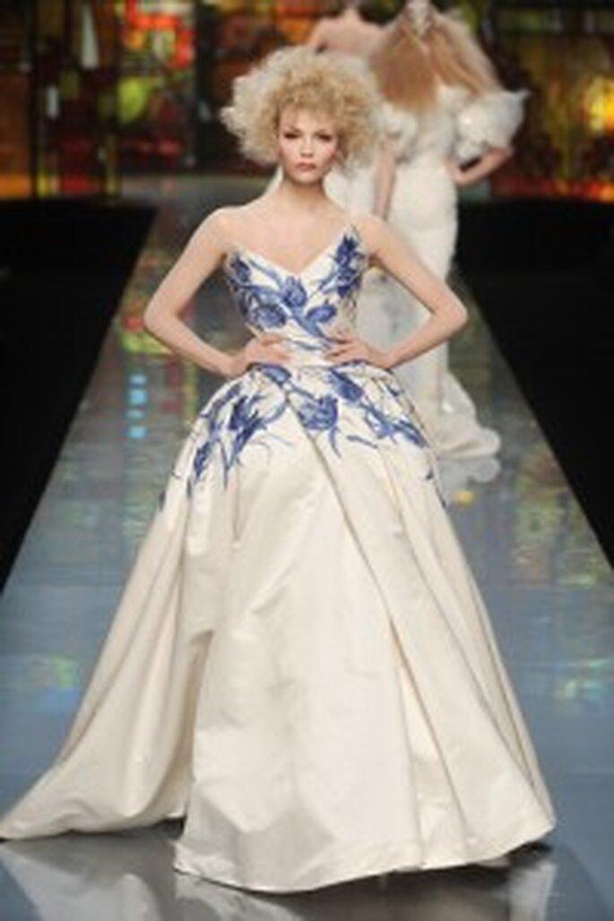 Vestido de novia Christian Dior 2009