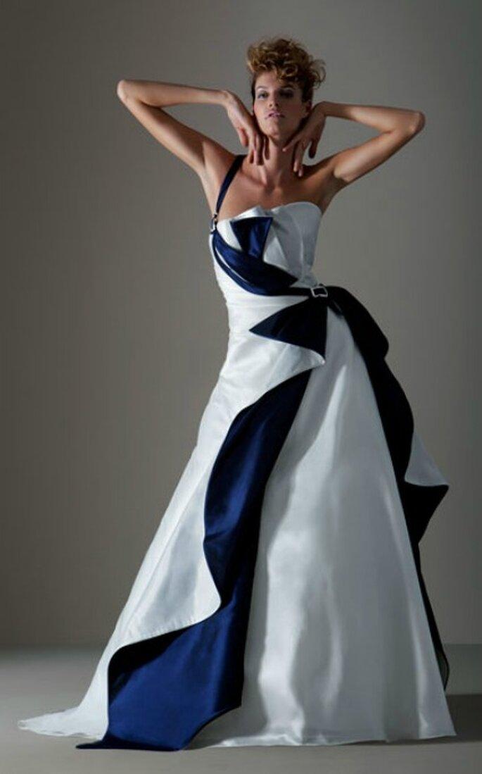Modello Yvonne Collezione Passion FB Couture By Fabio Gritti