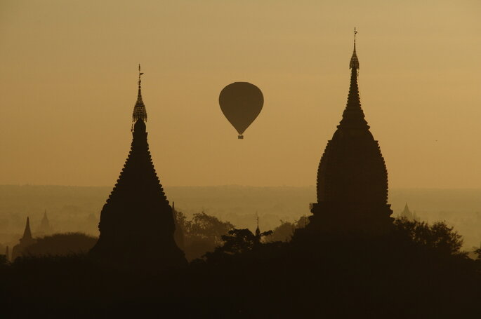 Bagan, via Flickr