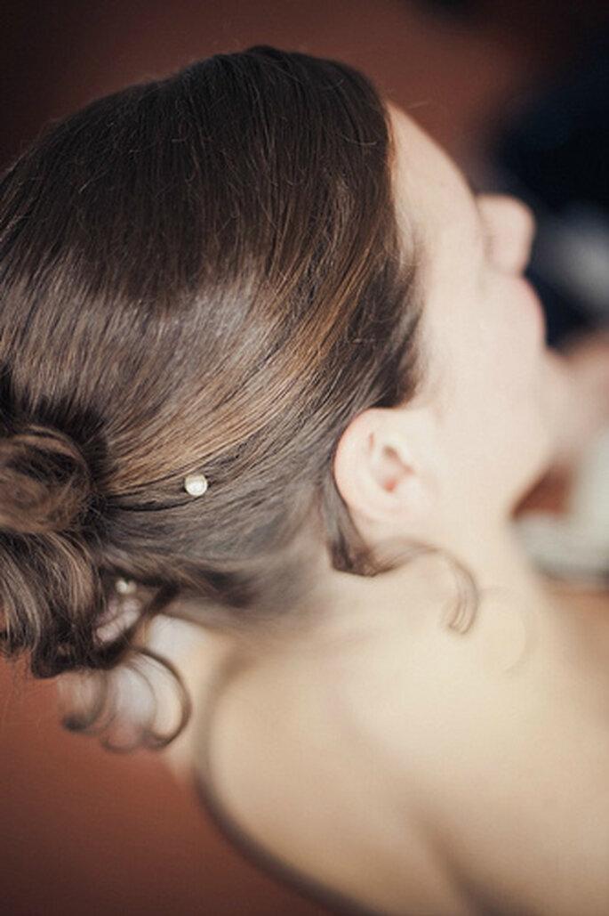 Wunderschöne Hochsteckfrisuren für die Hochzeitsgäste