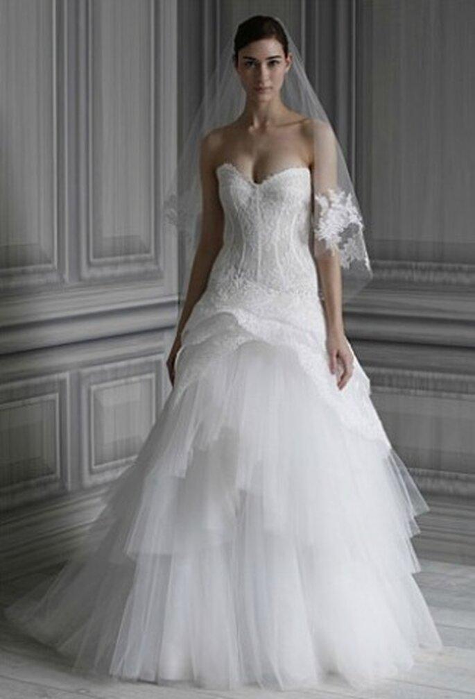 Robe de mariée Pauline - Monique Lhuillier 2012