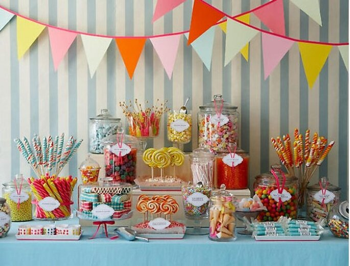 Foto via Sweet Bliss Weddings