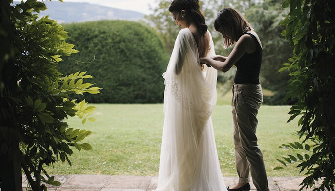 detalles boda vestidos novia