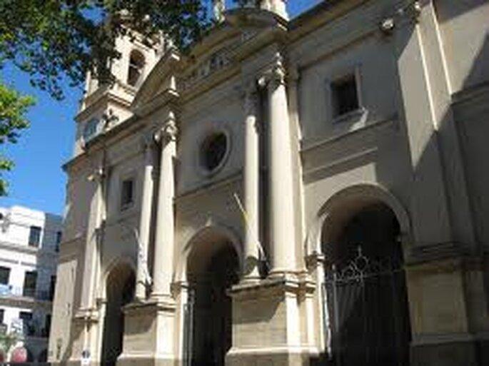 La Catedral Metropolitana de Montevideo o Iglesia Matriz