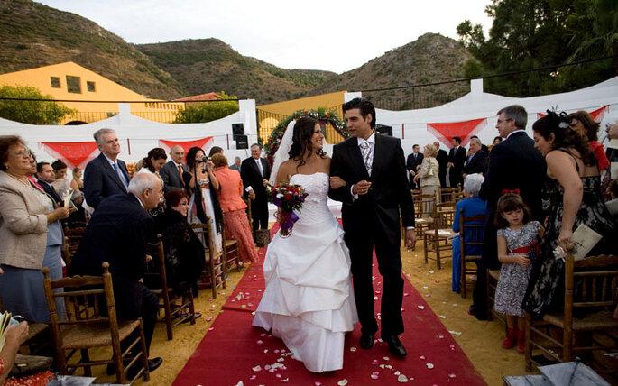 Matrimonio con rito protestante