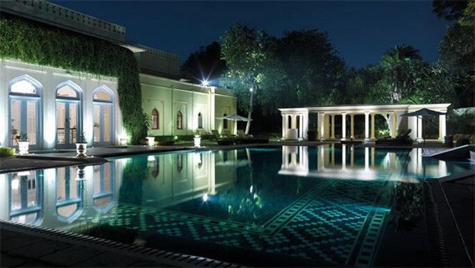Photo : Rambagh Palace - Jaipur - India
