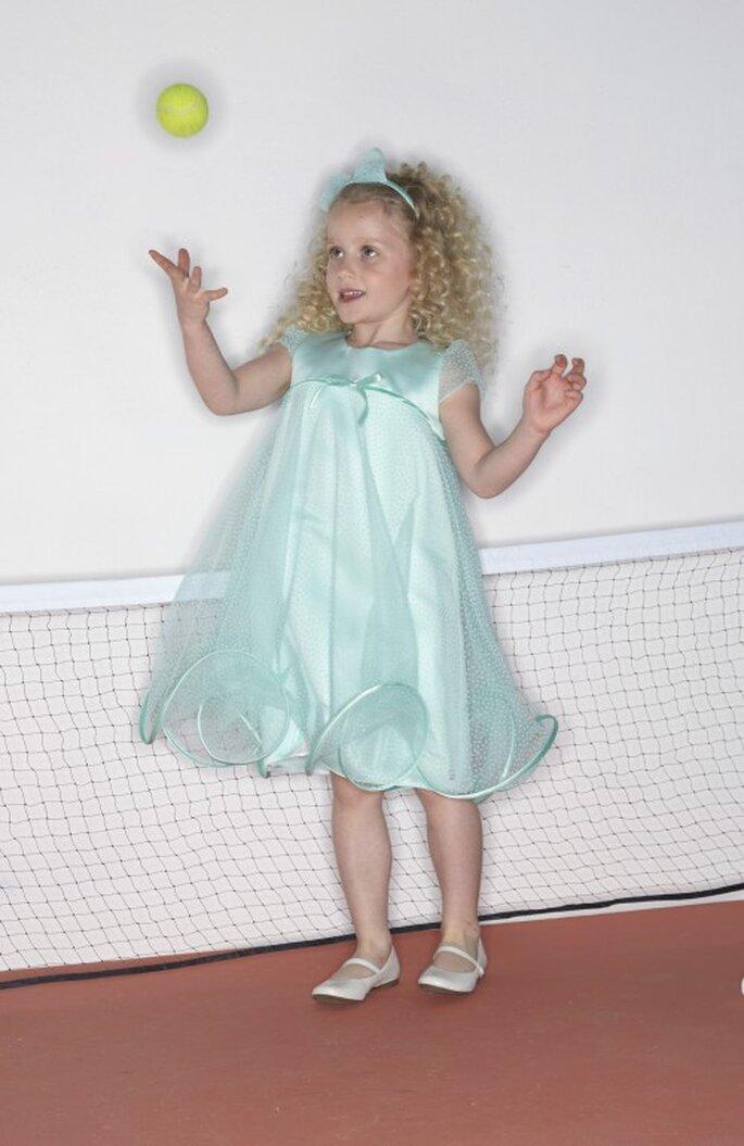 Collection Enfant Suzanne Ermann, modèle Rina - Photo : Suzanne Ermann