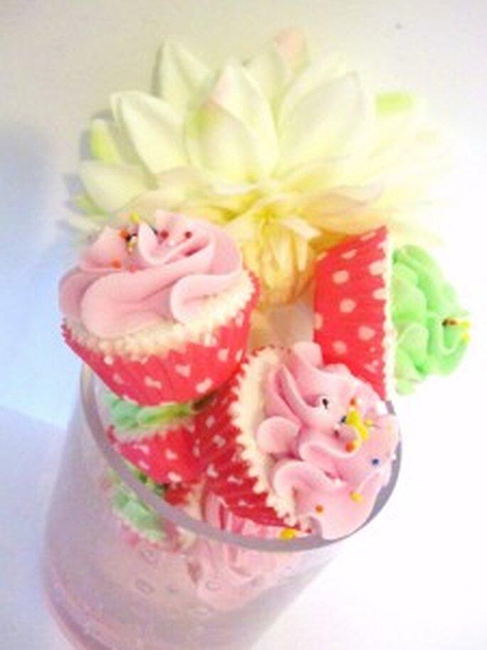 Cupcakes savon