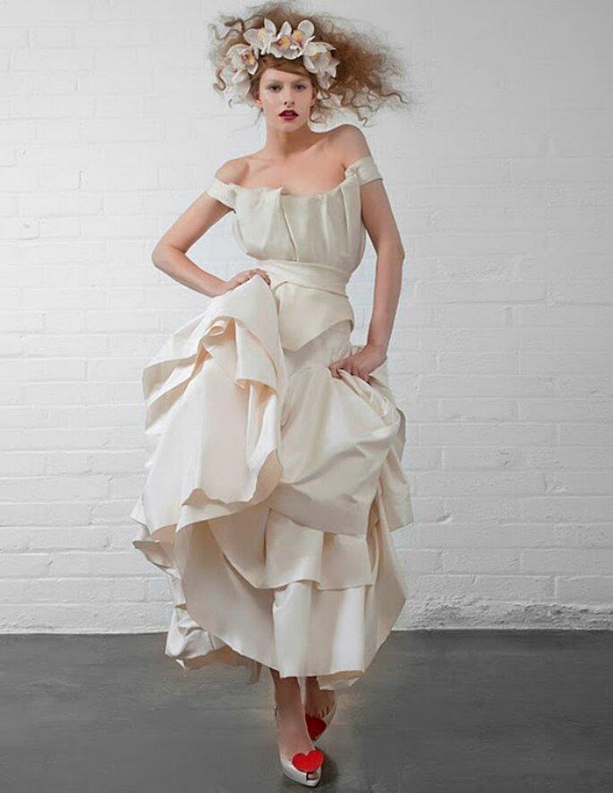 Foto: Vivienne Westwood, colección 2012