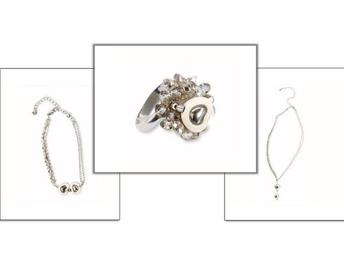 Tre preziosi della linea Princess per rendere regali le testimoni e le invitate. Foto: it.thun.com