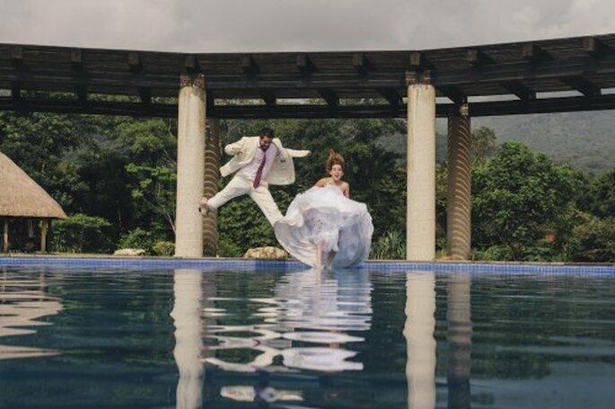 Todo acerca de las bodas destino - Foto María Velarde