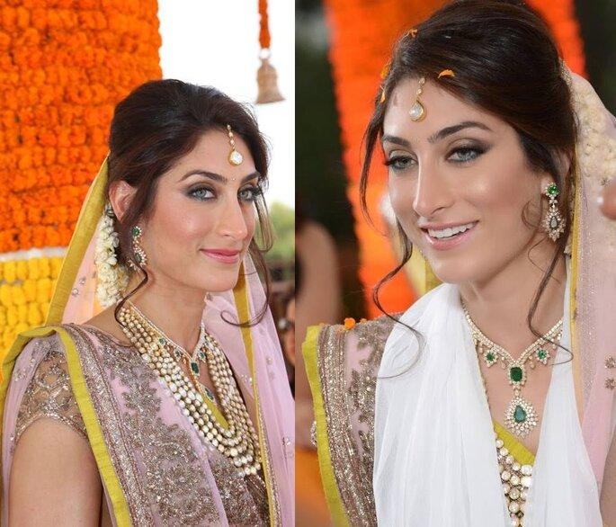 Makeup Artist: Ojas Rajani.
