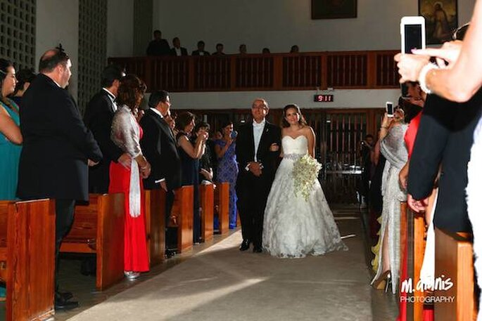 Real Wedding: La boda de Luly y Carlos en Monterrey - Foto Mauricio Alanis