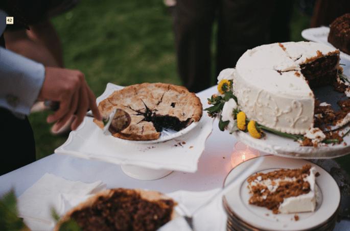 Elige un banquete de bodas que ayude a personas desprotegidas - Foto Alexandra Roberts