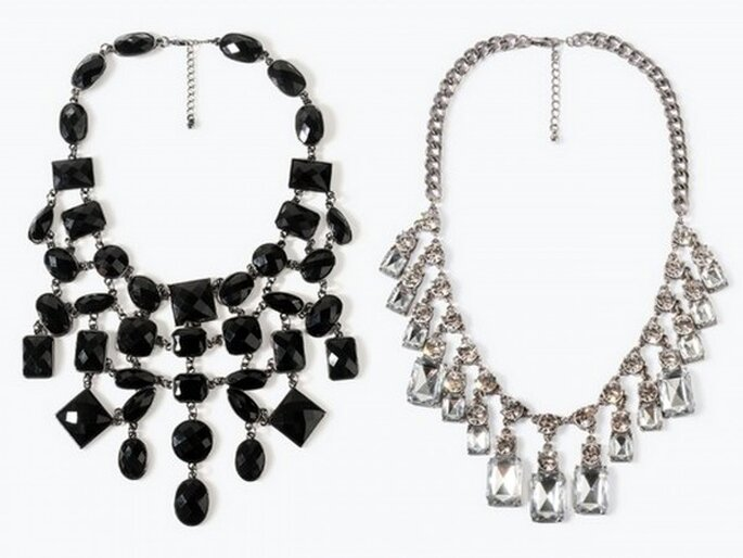 Maxi collares Low cost de Forever 21. Foto Forever 21.com