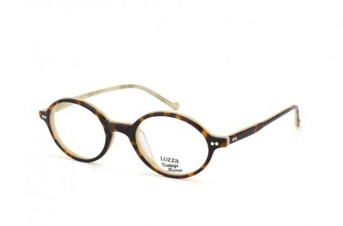 Les lunettes écaille sont top tendances cette année - Photo : Mister Spex