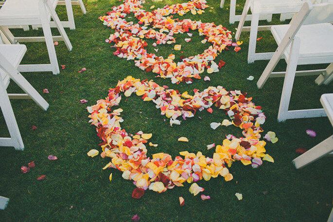 5 ideas innovadoras para decorar tu boda. Foto- He & She Photography