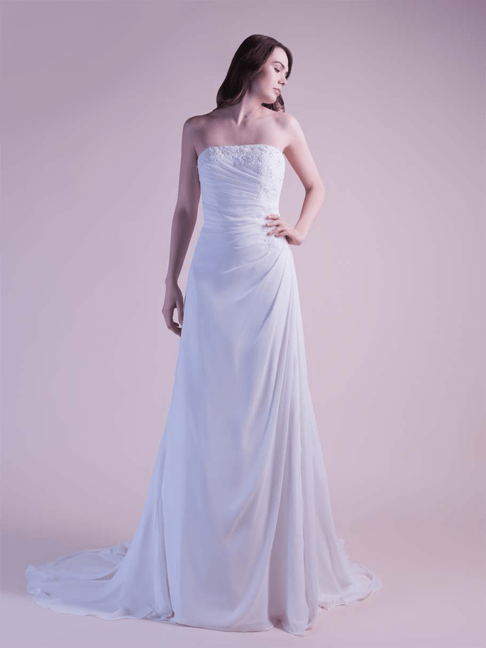 Modèle Dahlia, Collection White Cherry by Aurélie Cherell