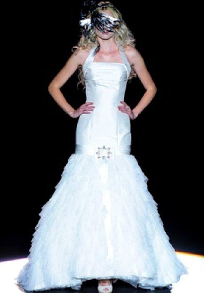 Colección de vestidos de novia Carlos Haro 2011