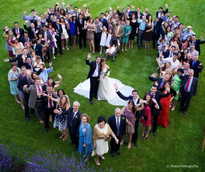 Mariage au top grâce à l'aide d'un wedding planner - Photo Natán