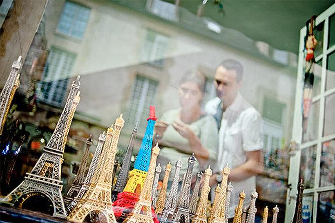 Romance en París. Foto: Carlos Vaquero