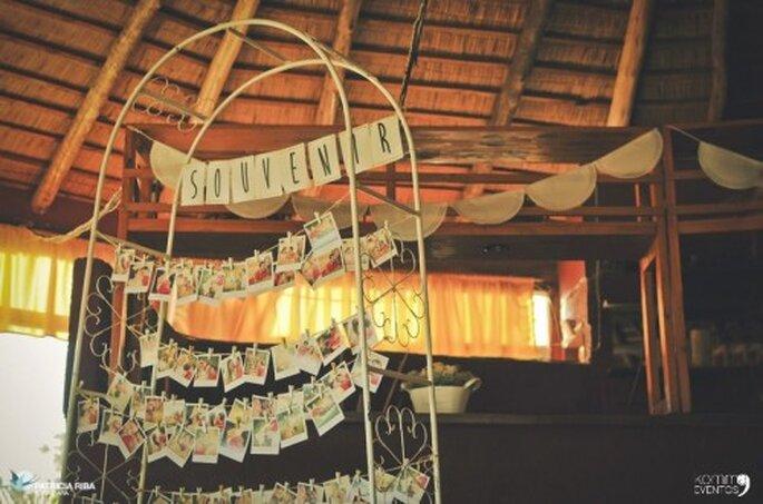 Boda Vintage - Komma Eventos - Fotos Patricia Riba