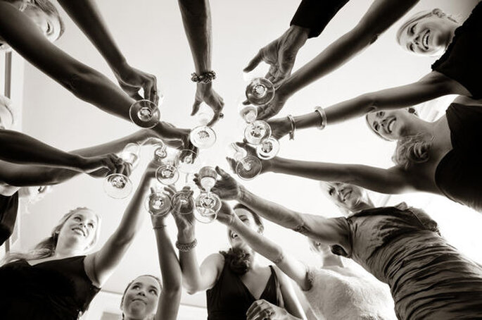 8 personas que no tienes porque invitar a tu boda. Foto- Sara Donaldson