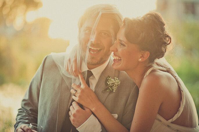 Unsagbar viele Glücksmomente und Emotionen bei der Hochzeit - Foto: Fran Russo