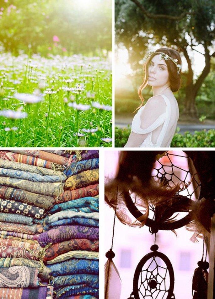 Decora tu boda al estilo bohemio - Foto Brides Facebook, special Joel, talimohli y vice1 en Flickr