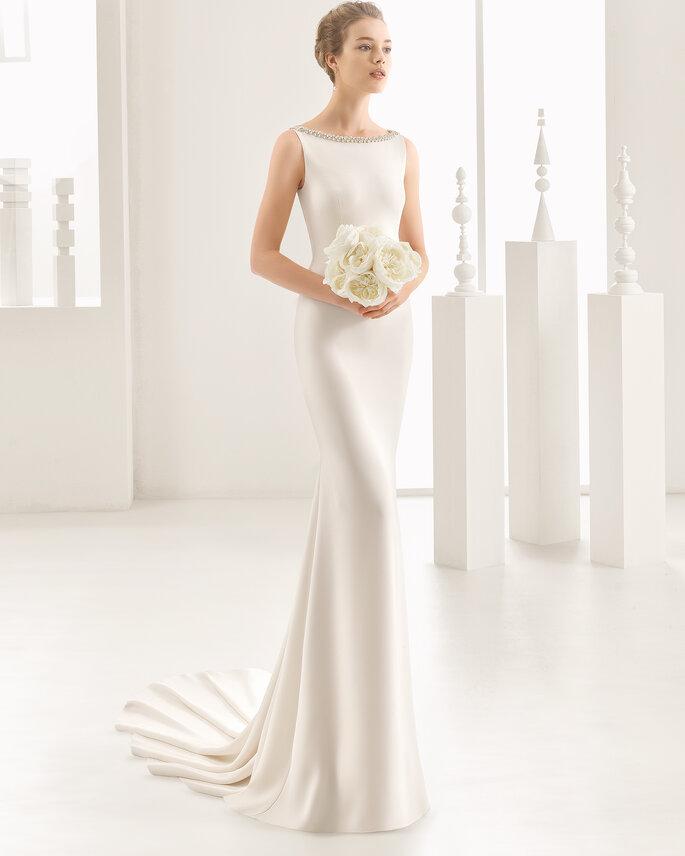 Modelo Naisha de Rosa Clará.