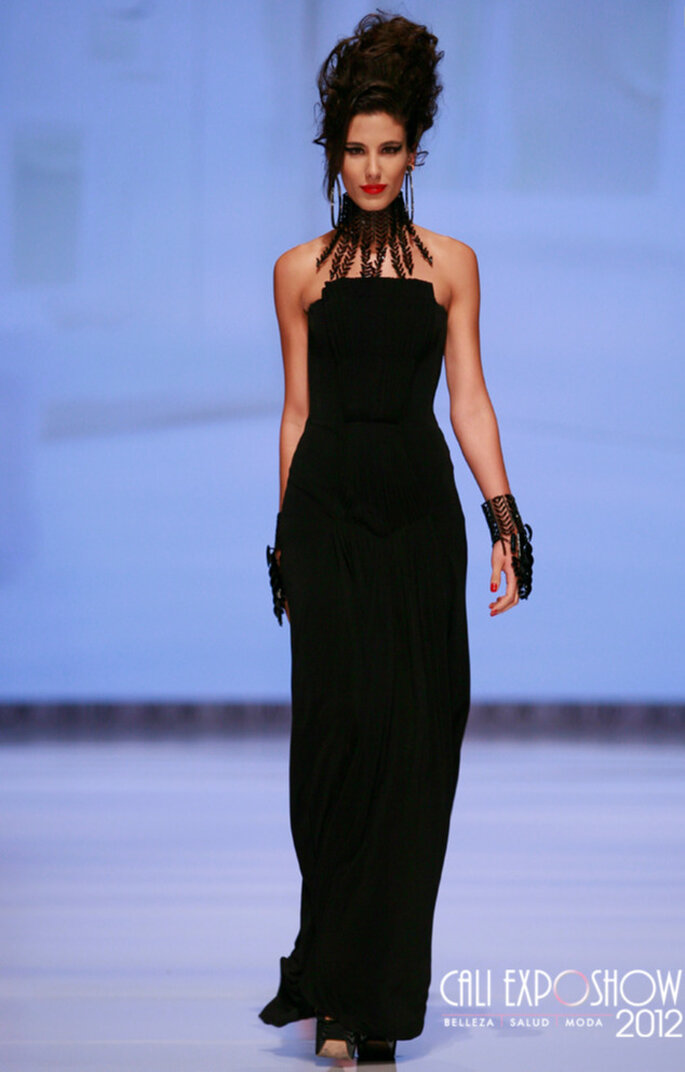 Jean Paul Gaultier CALI EXPOSHOW 2012