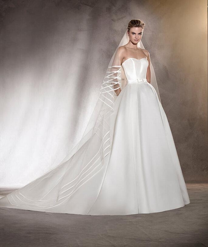 por wedding dress designers uk 2017