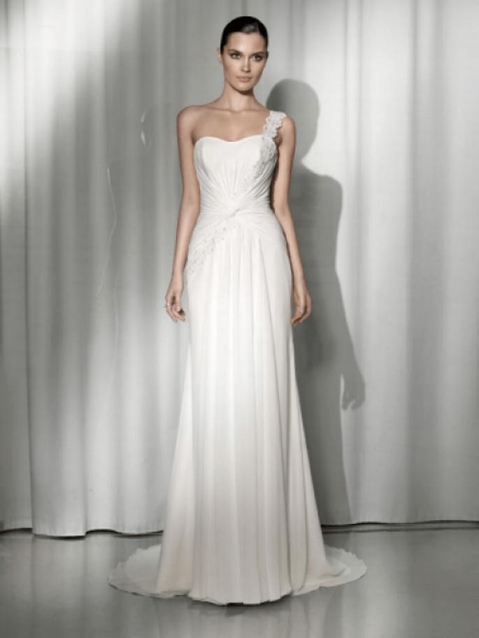 Vestido de novia, Pepe Botella 2012
