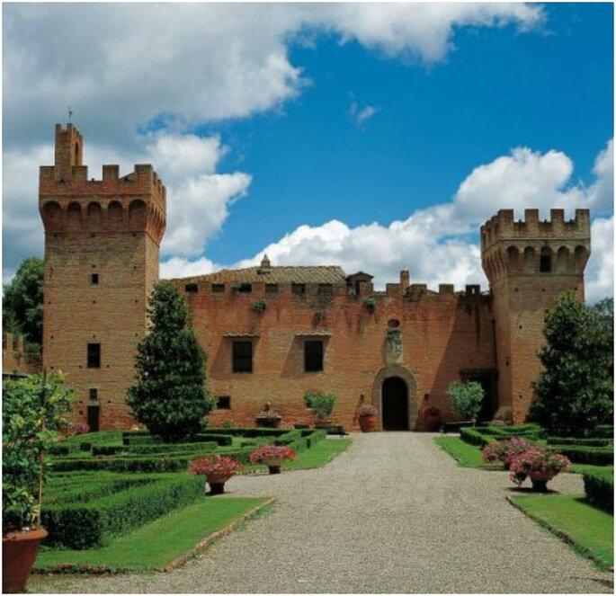 Castello di Oliveto