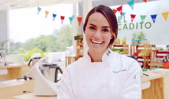 Chef Camila Alatorre