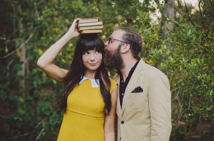 Wes Anderson como inspiración principal - Foto Alyssa Shrock