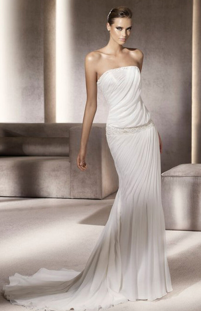 Fashion - Pronovias 2012